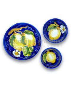 Coppetta in ceramica di Vietri