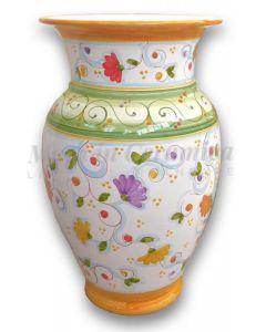 Porta ombrelli anfora in ceramica di Vietri