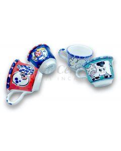 Tazzina caffè in ceramica di Vietri